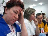 Во время забастовки медсестер в Польше умер пациент