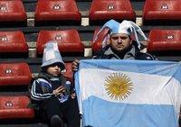 Сборная Аргентины по футболу снова опозорилась. argentina