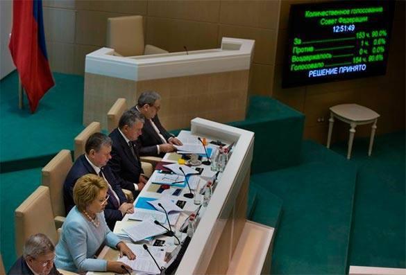 Неизбежность повышения пенсионного возраста признал Совет Федерации. 320900.jpeg