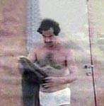 Саддам Хусейн сам следит за своей президентской гигиеной