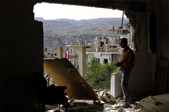 Дамаск: отравляющие вещества поставляют террористам США и Британия. 373901.jpeg