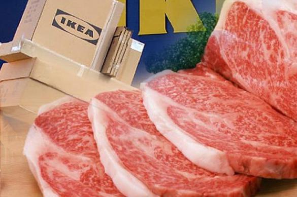Искусственное мясо сделают из упаковок IKEA. 392901.jpeg