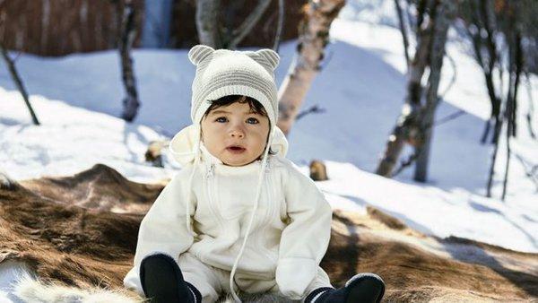 Маме на заметку: Как правильно одевать ребенка. ребенок зимой