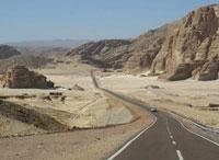 В Египте на экскурсии в горах исчез российский турист
