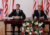 Подписано соглашение о присутствии военных США в Польше. poland
