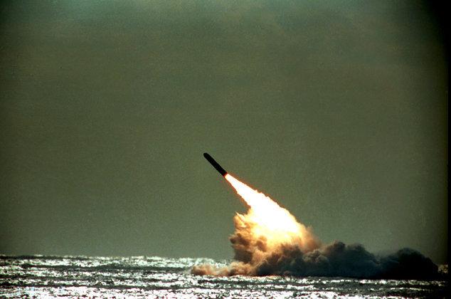 """Минобороны заявляет об успешном запуске ракеты """"Булава"""". 297902.jpeg"""