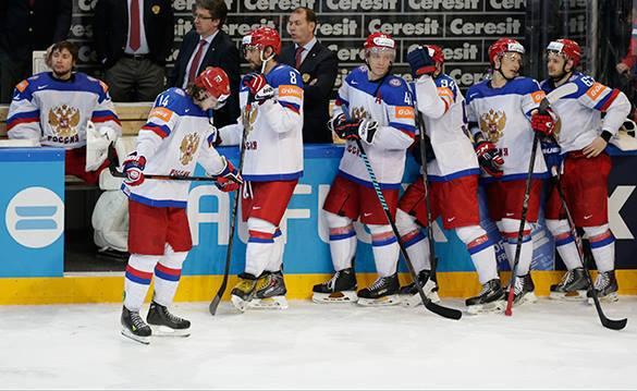 Спортсмен: Поведение российских хоккеистов - это позор для страны.