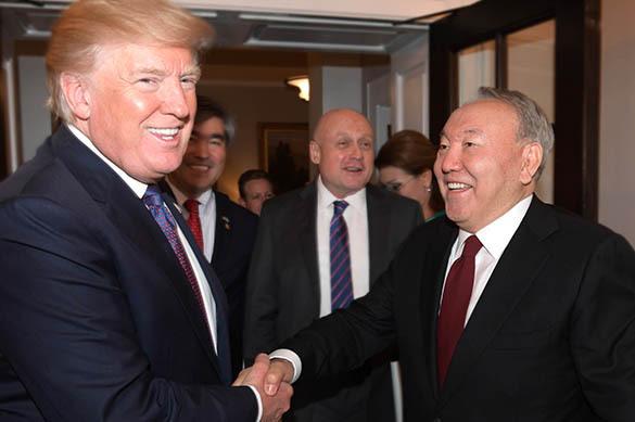 На полусогнутых: как Назарбаев стал другом Америки. На полусогнутых: как Назарбаев стал другом Америки