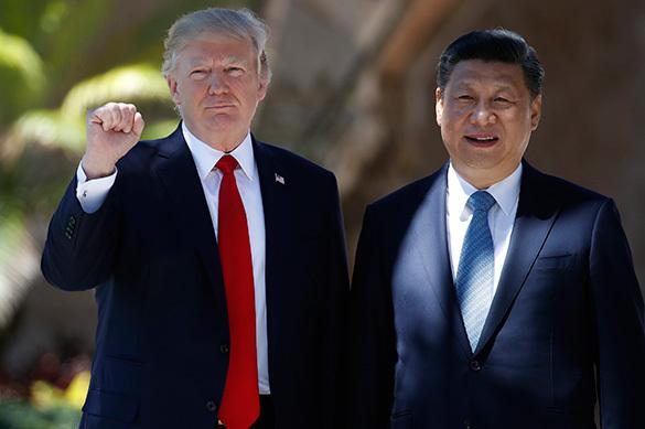 Трамп. Китай. Эксперт