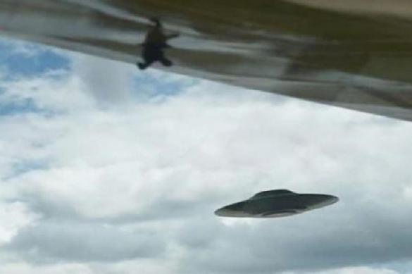 Пилот после столкновения с НЛО над Ирландией: