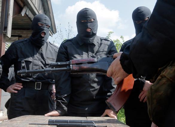 Украина будет убивать ополченцев