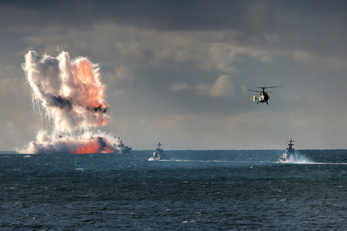 НАТО значительно превосходит Россию?