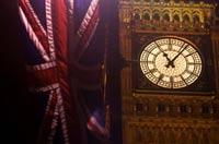 В центре Лондона проходит многотысячная демонстрация