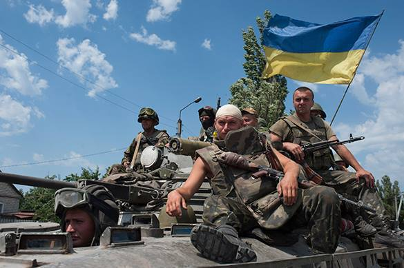 Украинские военные носят ботинки из прессованной бумаги. 303905.jpeg