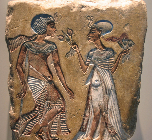 Новые загадки гробницы Тутанхамона