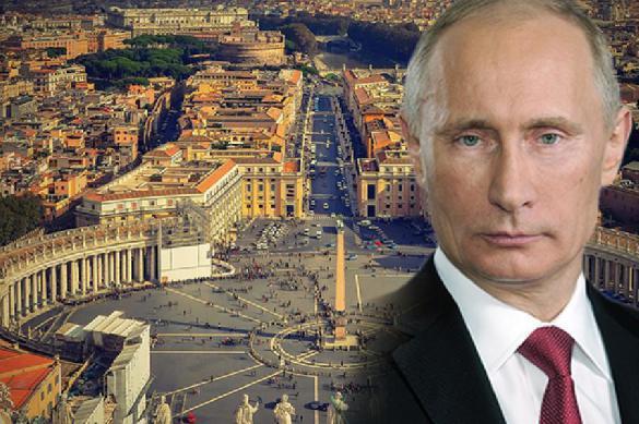 Маттео Сальвини: Италия бы расцвела, если у нее был Путин. 379906.jpeg