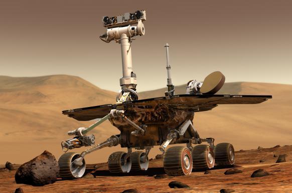 NASA: марсоход Opportunity замолчал навсегда.