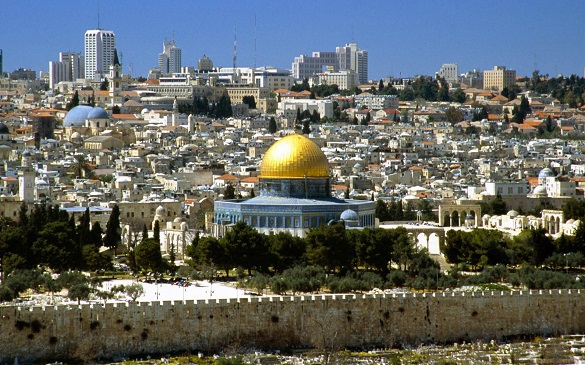 Россия условно признала Западный Иерусалим столицей Израиля
