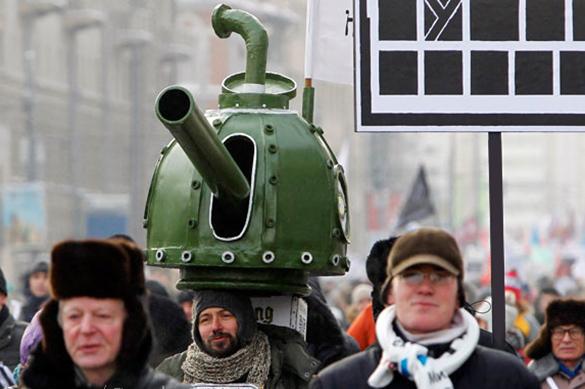 Открытка оппозиции: 86% россиян против любых протестов. 385907.jpeg