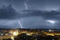 За два дня молнии в Индии убили 27 человек. molnia