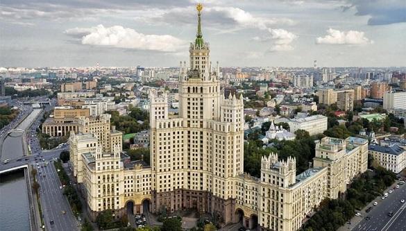 Квартиру в пять этажей выставили на продажу в Москве. 402908.jpeg