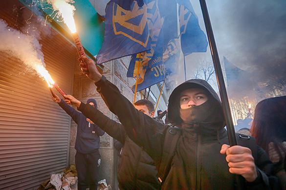 Политшизофрения Украины крепчает