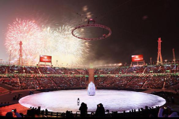 В Пхенчхане стартовала церемония открытия Олимпийских игр. 382910.jpeg