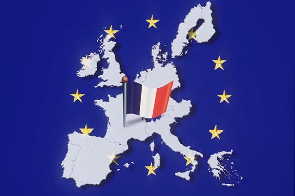 Франция посмела угрожать России из-за Крыма. Франция посмела угрожать России из-за Крыма