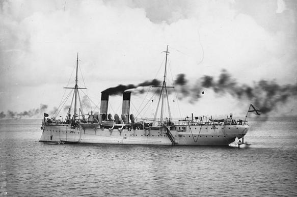 Русско-японская война: как минный транспорт