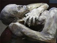 Загадочные мексиканские мумии прибыли в США