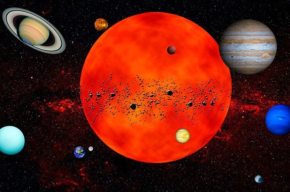 обнаружены доказательства существования неземной жизни