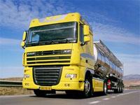 Жара остановила движение грузового транспорта на Украине