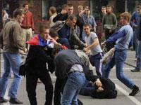 В драке на юге столицы пострадали пять человек