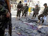 Десять человек погибли в результате теракта в Кабуле