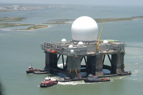 США хотят разместить в Японии новый противоракетный радар.