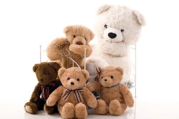 Как правильно выбирать игрушки. мягкие медведи