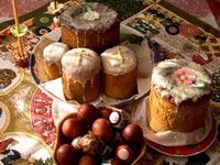 Россияне отмечают главный православный праздник
