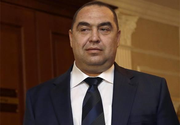 Глава ЛНР допустил возможность объединения с ДНР. 307914.jpeg