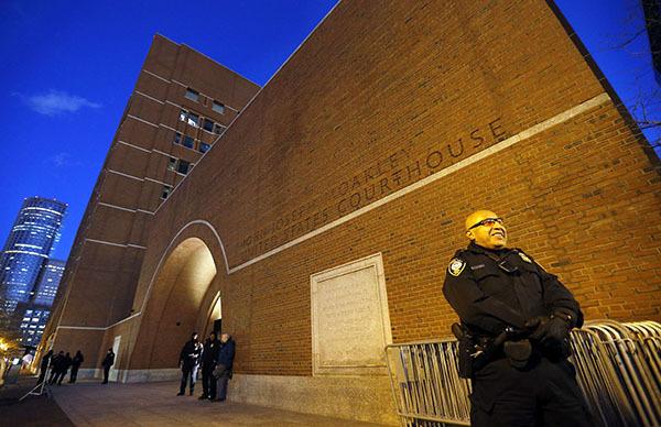 Штат Массачусетс против смерной казни Джохара Царнаева. дело о теракте в Бостоне