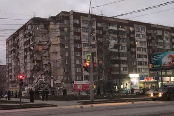 В Ижевске частично обрушился жилой девятиэтажный дом. 378914.jpeg