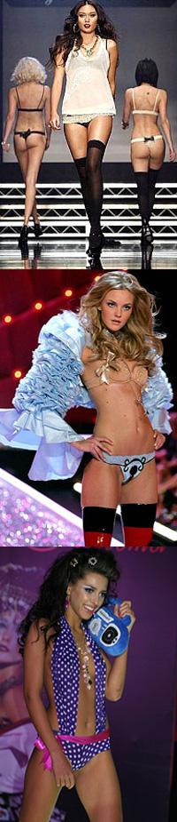 Новая коллекция сексуального белья от Pussycat Dolls