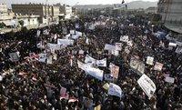 Президент Йемена объявил об уходе в отставку. yemen