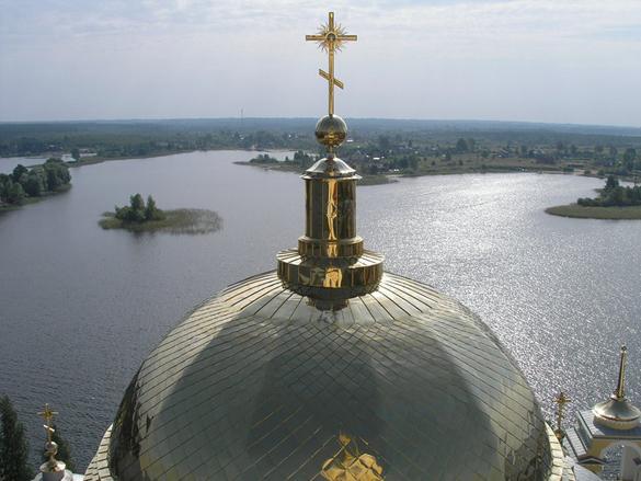 Российские археологи нашли уникальный храм зодчих Барбароссы XII  века под Владимиром. 318915.jpeg