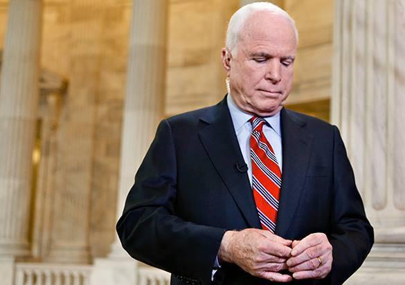 Джон Маккейн: То, что США не вооружают Украину - это позор для нашей страны