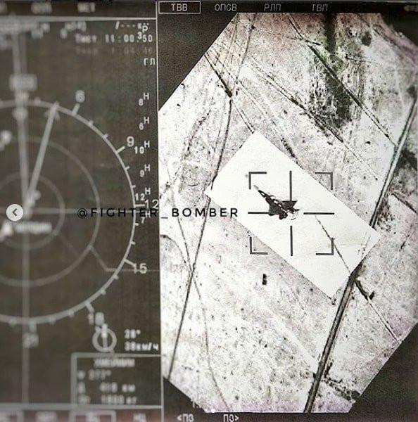 Перед российским воздушным хищником американец оказался олененком. карта