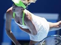 Шарапова легко пробилась во второй круг Australian Open. Sharapova