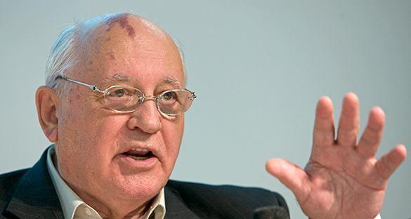 Горбачев призвал мир считать Крым российским. 302916.jpeg
