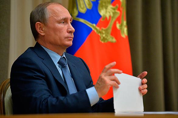 Харизматичный Путин и Россия побеждают Запад в пиар-войне