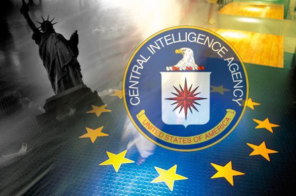 Евросоюз - проект ЦРУ, США не допустят его развала