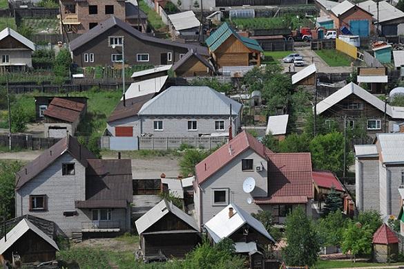 Власти Подмосковья планируют собрать с незарегистрированных дач 1,6 млрд руб. налогов за 3 года. 398916.jpeg